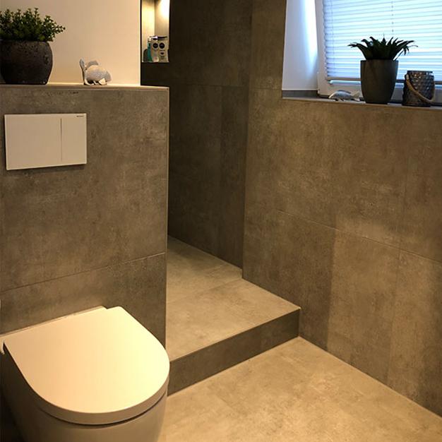 Fliesen Beverungen-WC-Badezimmer